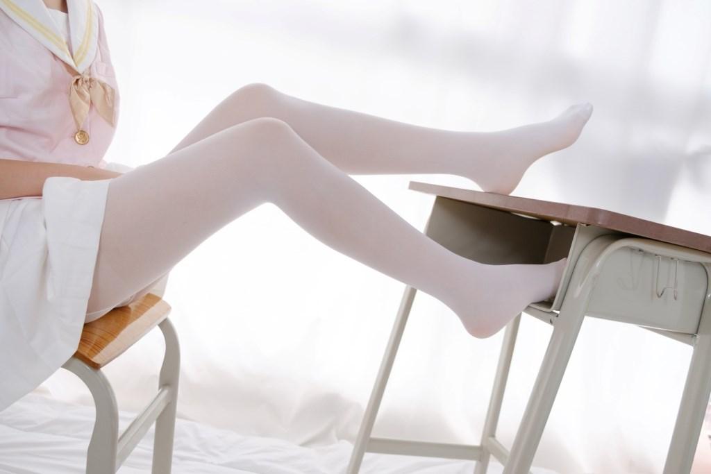 【兔玩映画】白色小萝莉 兔玩映画 第23张