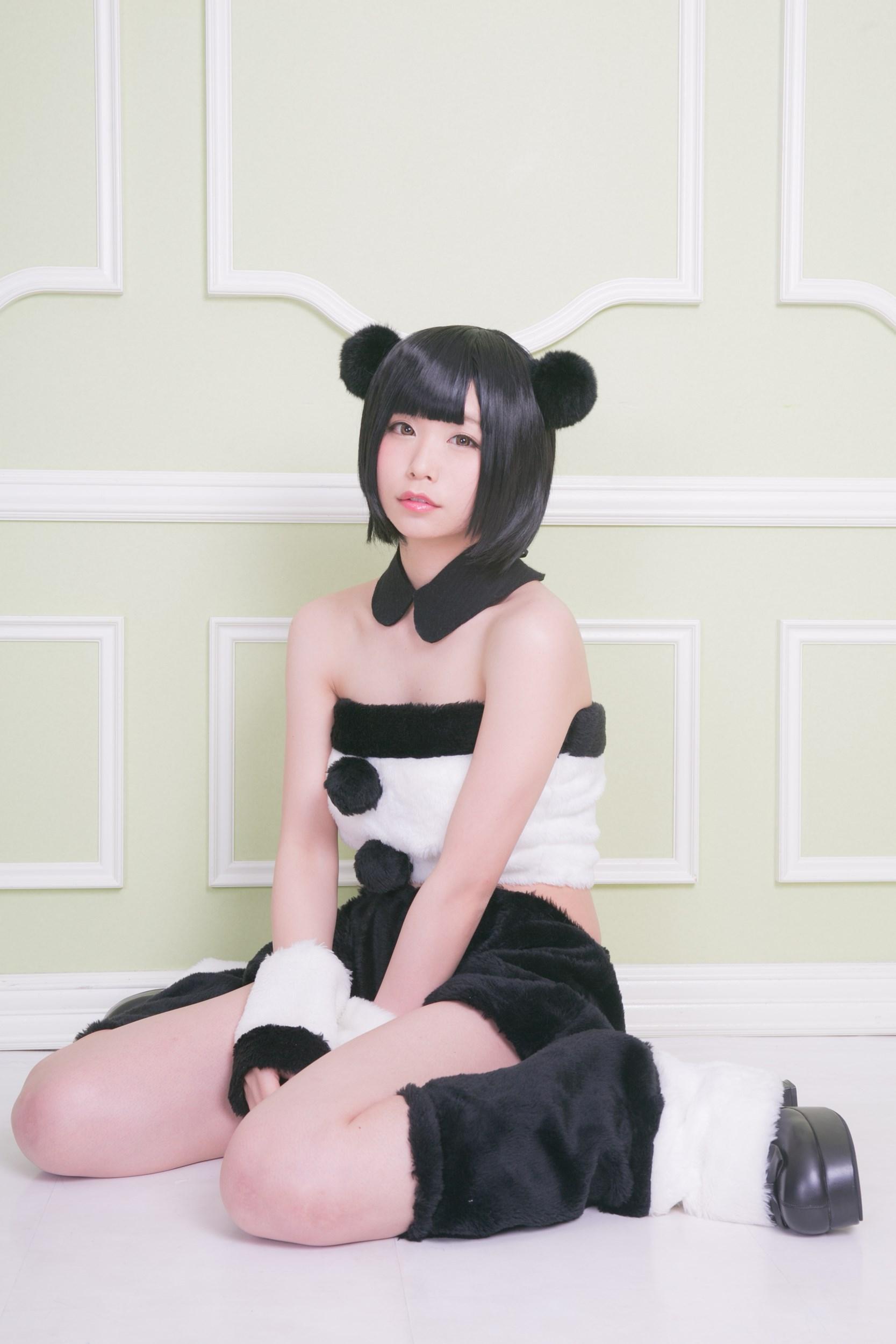 【兔玩映画】熊猫娘 兔玩映画 第41张