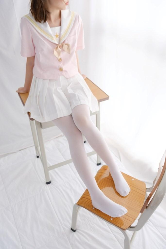 【兔玩映画】白色小萝莉 兔玩映画 第18张