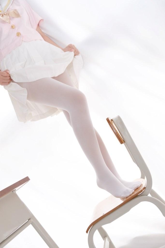 【兔玩映画】白色小萝莉 兔玩映画 第7张