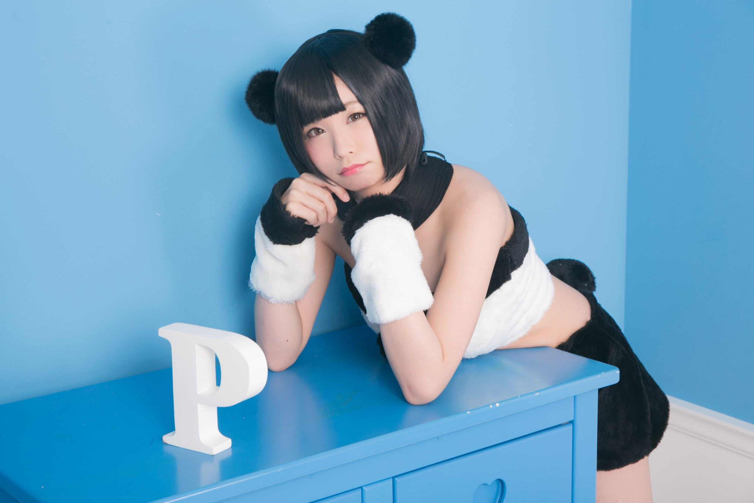 【兔玩映画】熊猫娘 兔玩映画 第11张