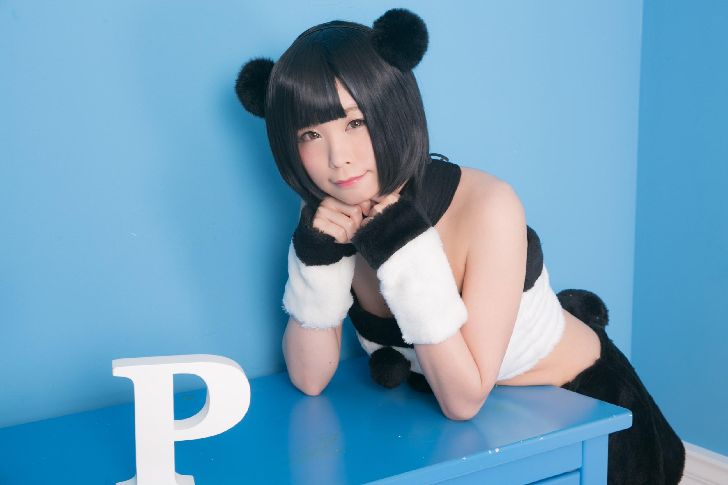 【兔玩映画】熊猫娘 兔玩映画 第10张