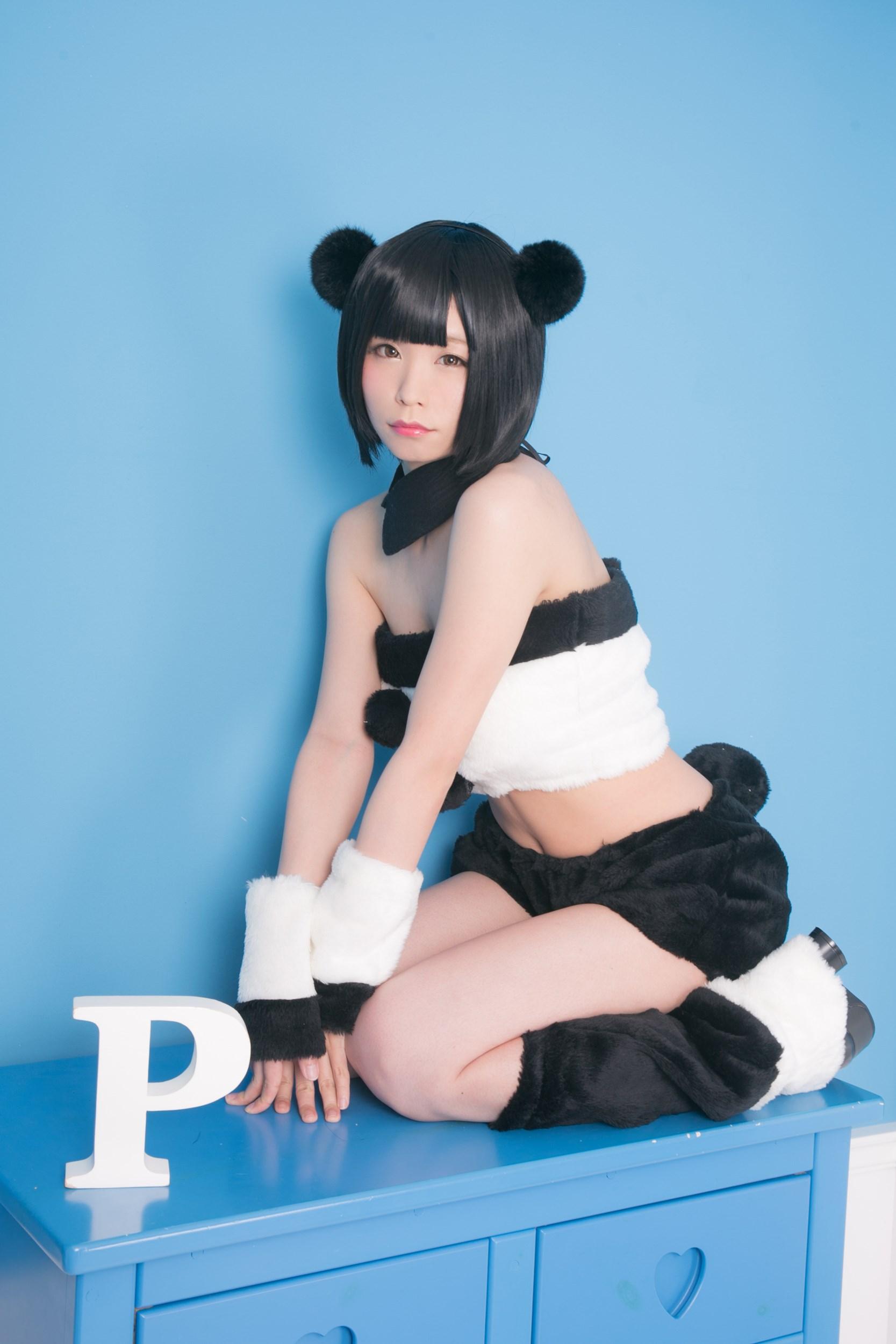 【兔玩映画】熊猫娘 兔玩映画 第5张