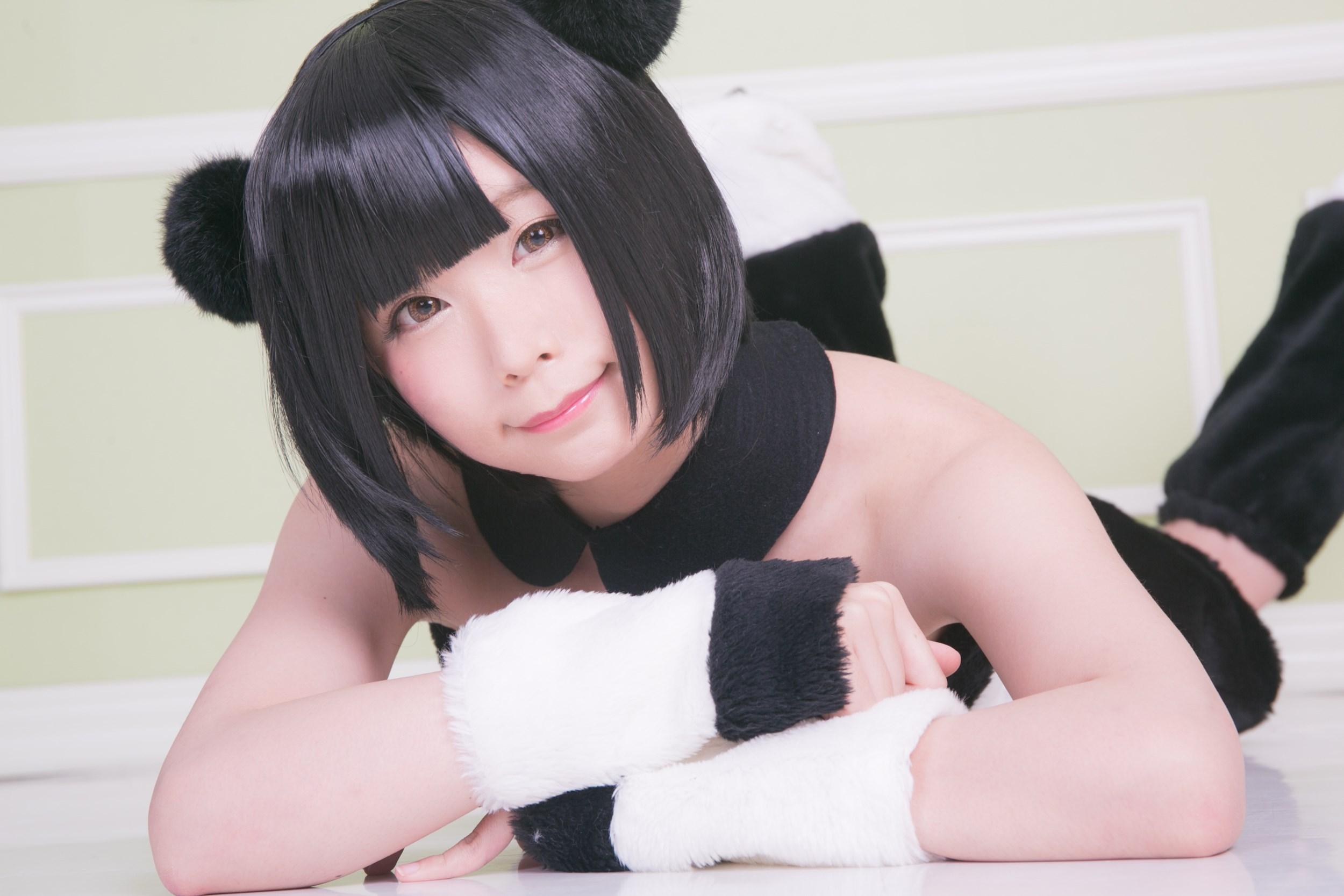【兔玩映画】熊猫娘 兔玩映画 第48张