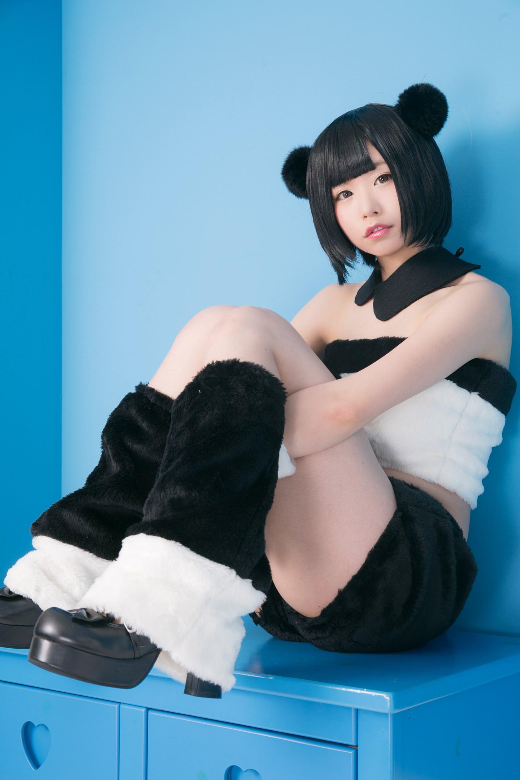 【兔玩映画】熊猫娘 兔玩映画 第25张