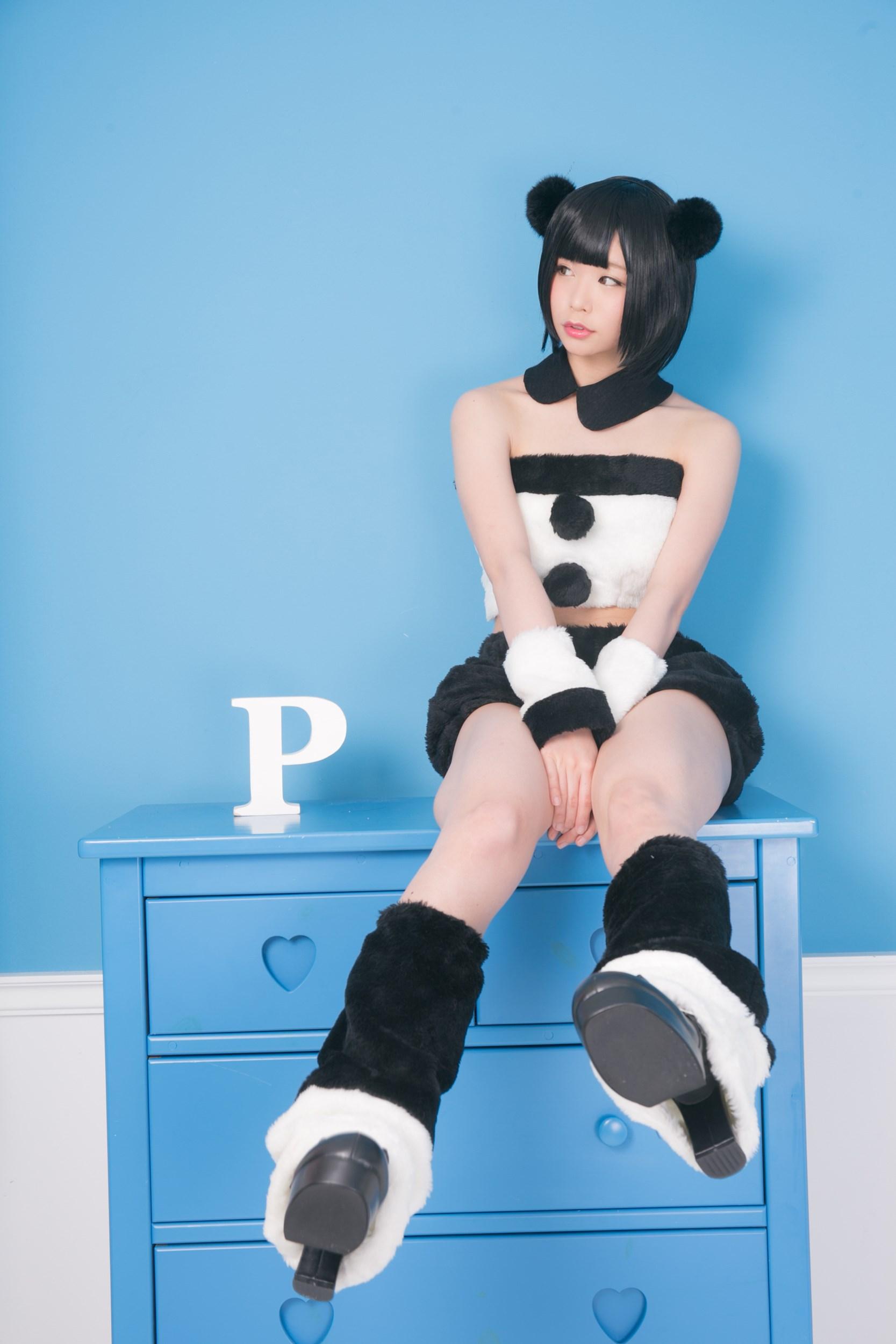 【兔玩映画】熊猫娘 兔玩映画 第24张