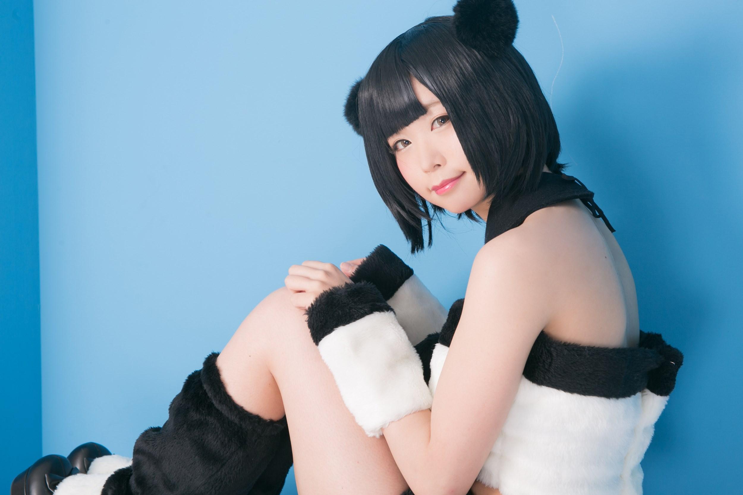 【兔玩映画】熊猫娘 兔玩映画 第23张