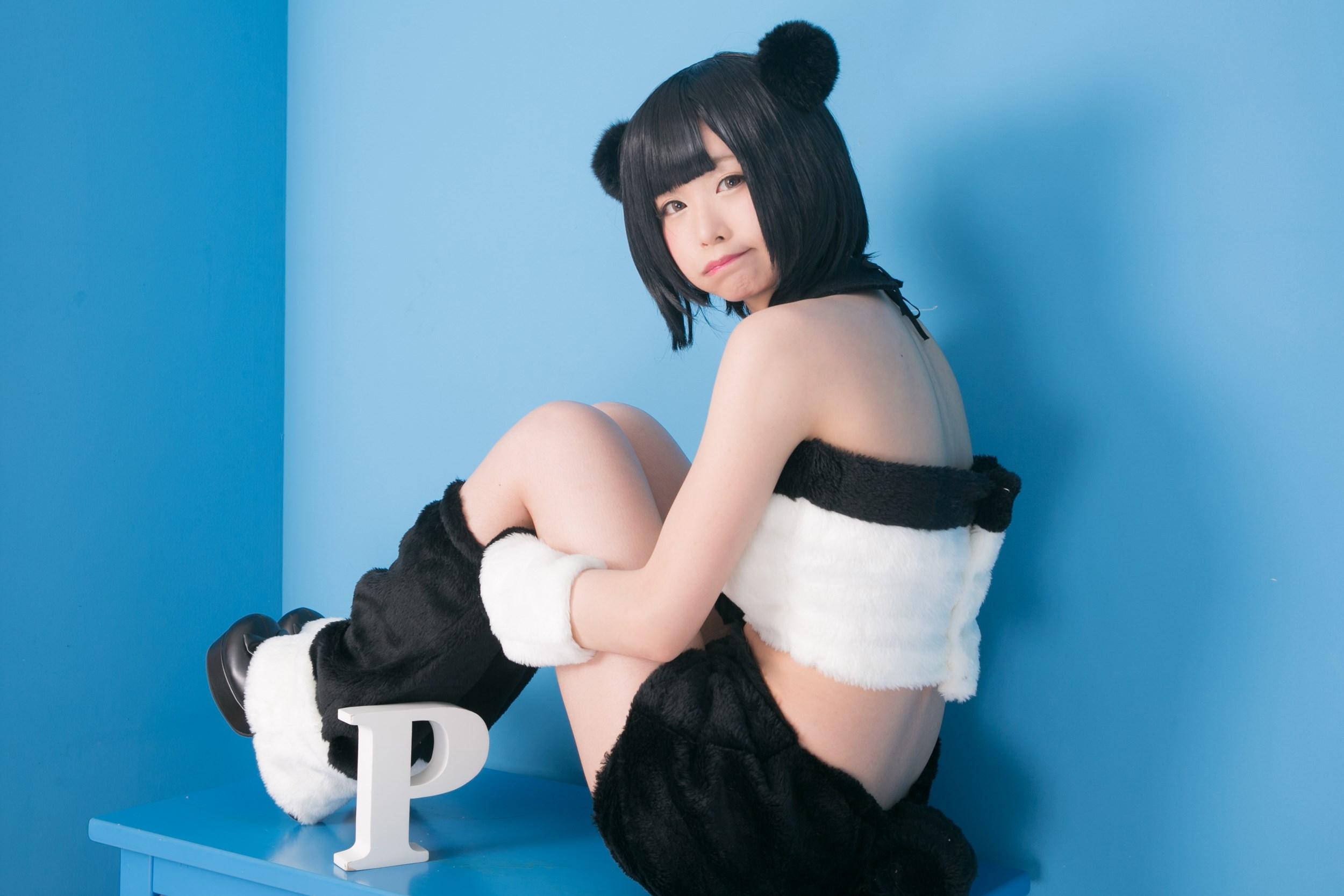 【兔玩映画】熊猫娘 兔玩映画 第22张