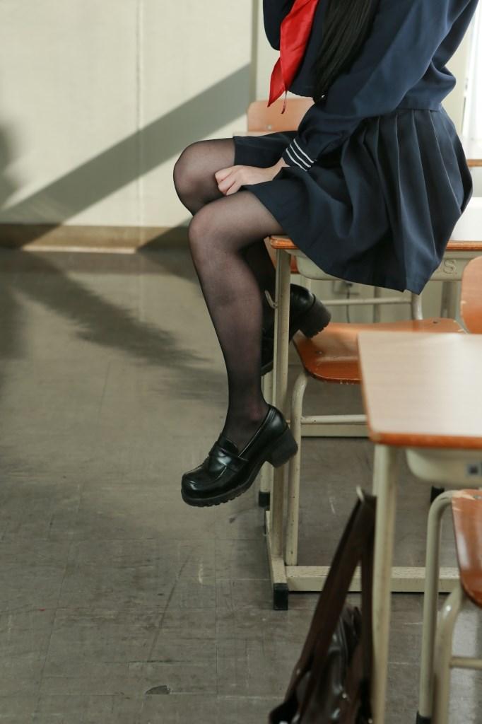 【兔玩映画】黑丝的学姐 兔玩映画 第18张