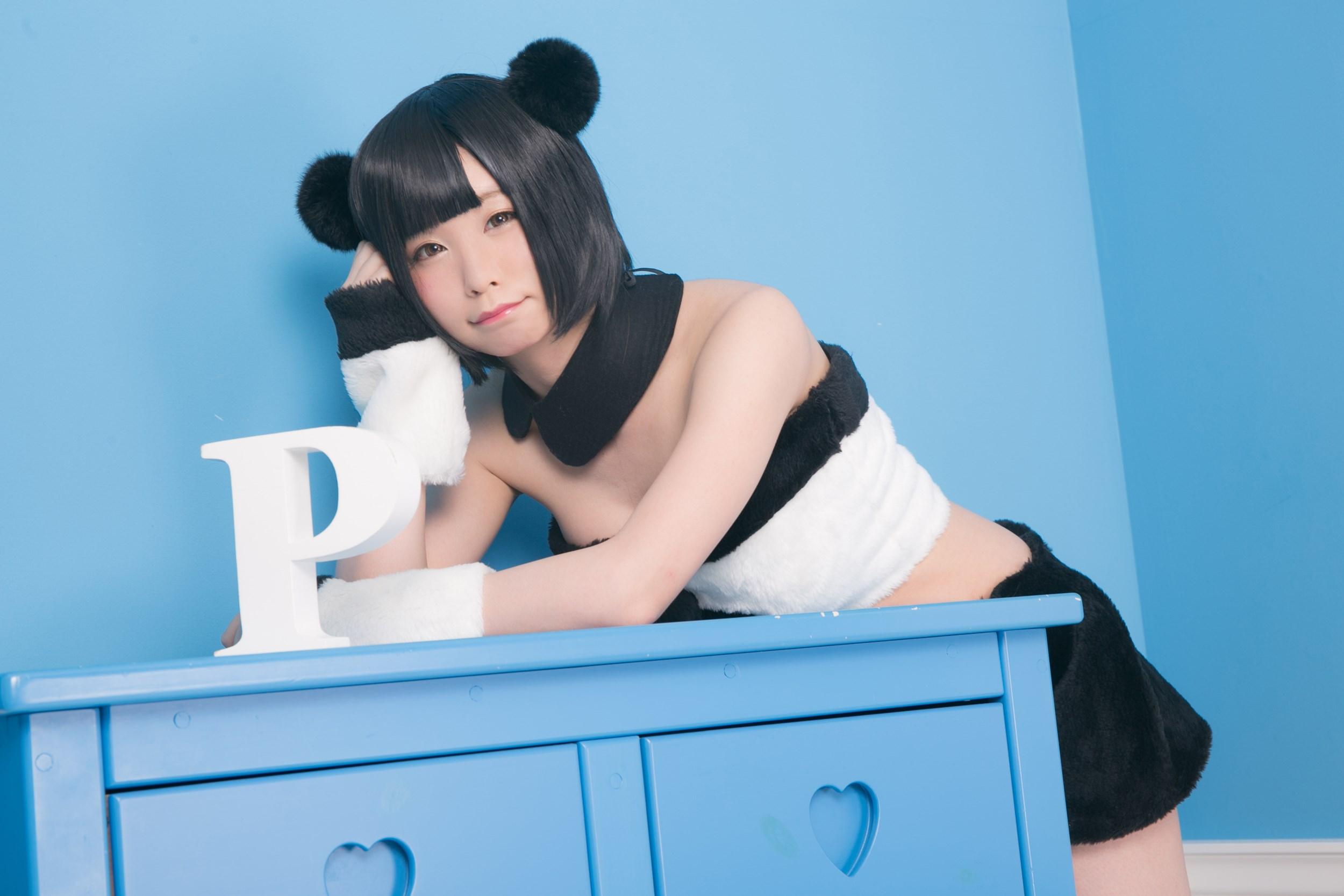 【兔玩映画】熊猫娘 兔玩映画 第15张