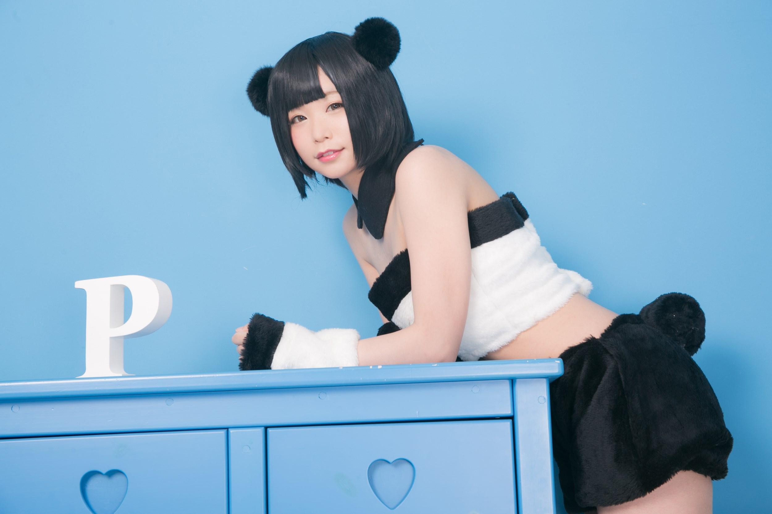 【兔玩映画】熊猫娘 兔玩映画 第12张