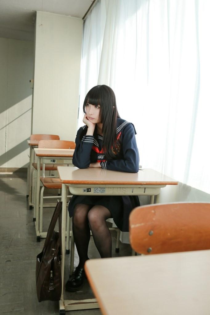 【兔玩映画】黑丝的学姐 兔玩映画 第11张