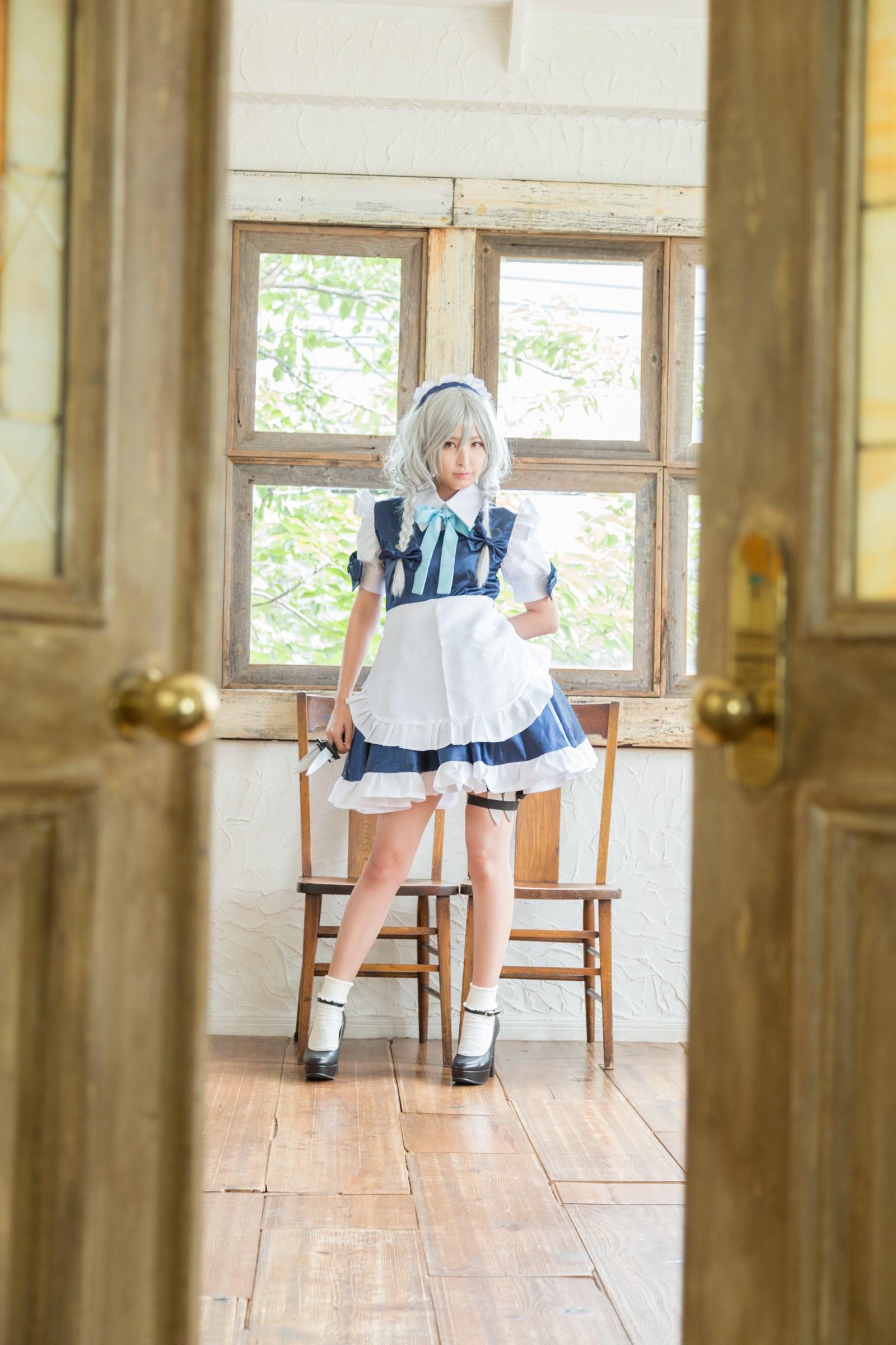 【兔玩映画】完美的女仆 兔玩映画 第29张