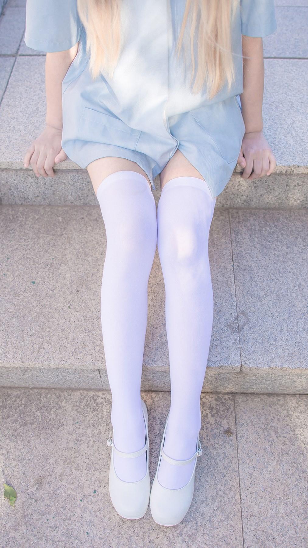 【兔玩映画】白色的午后 兔玩映画 第44张