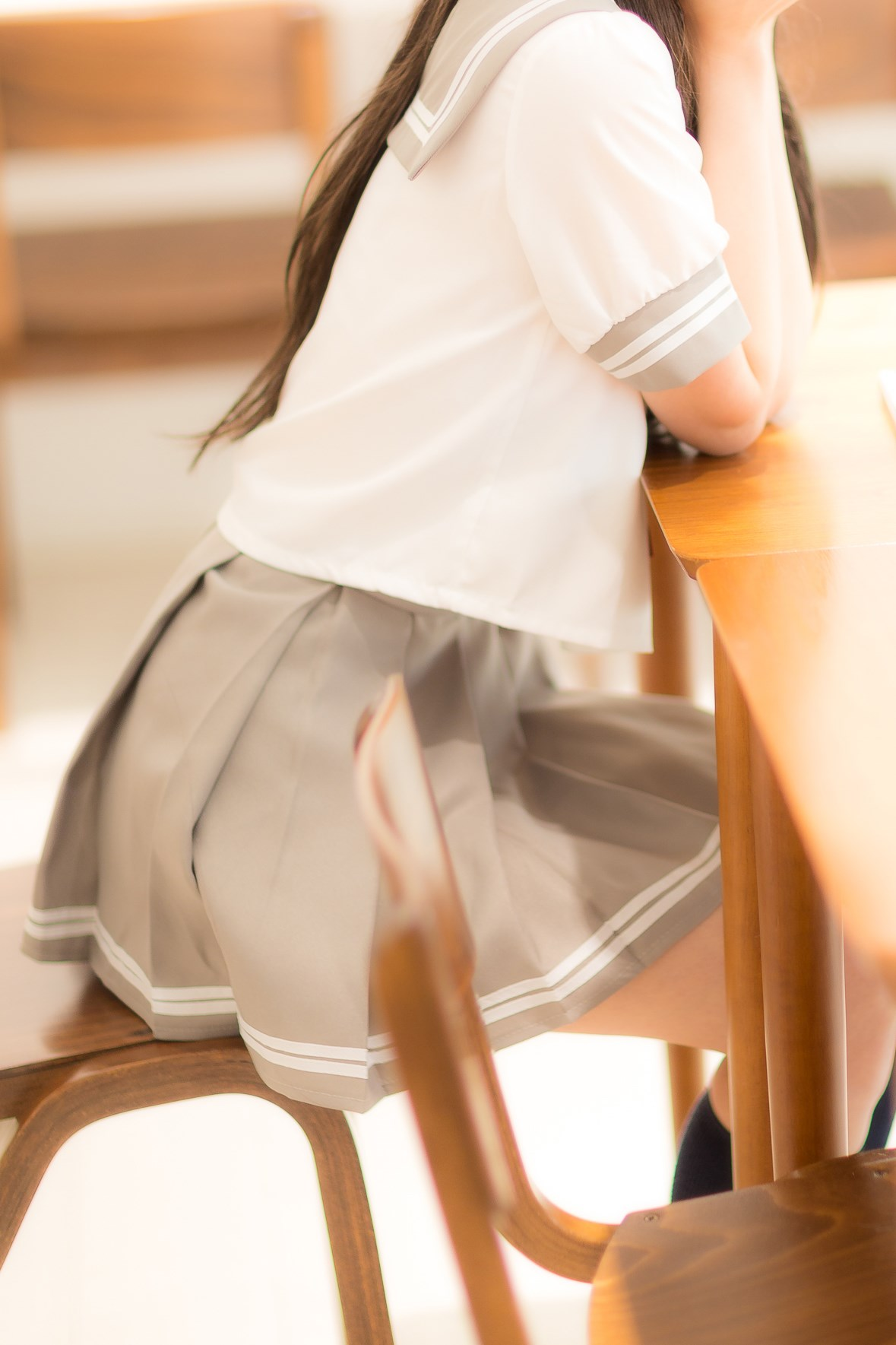 【兔玩映画】果腿的水手服 兔玩映画 第22张
