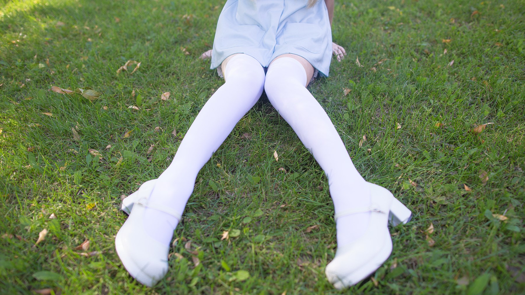 【兔玩映画】白色的午后 兔玩映画 第12张
