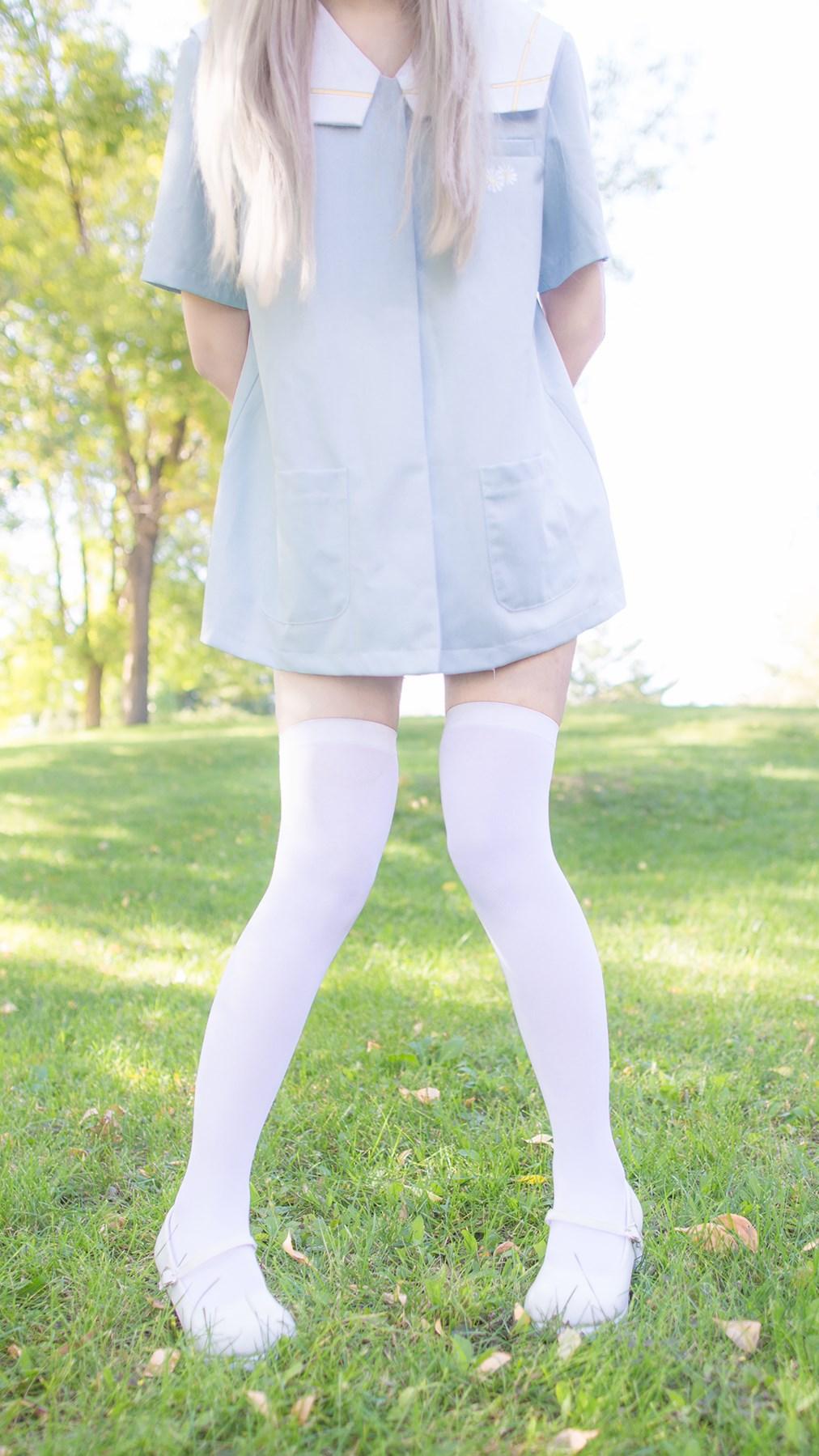 【兔玩映画】白色的午后 兔玩映画 第8张