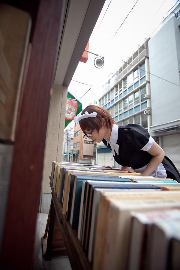 【兔玩映画】书店的女仆! 兔玩映画 第43张