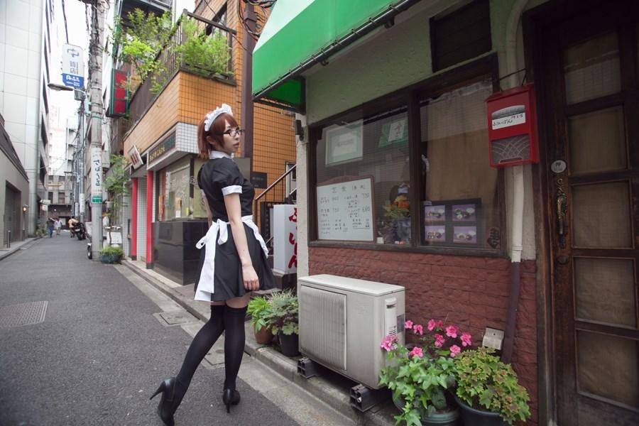【兔玩映画】书店的女仆! 兔玩映画 第30张