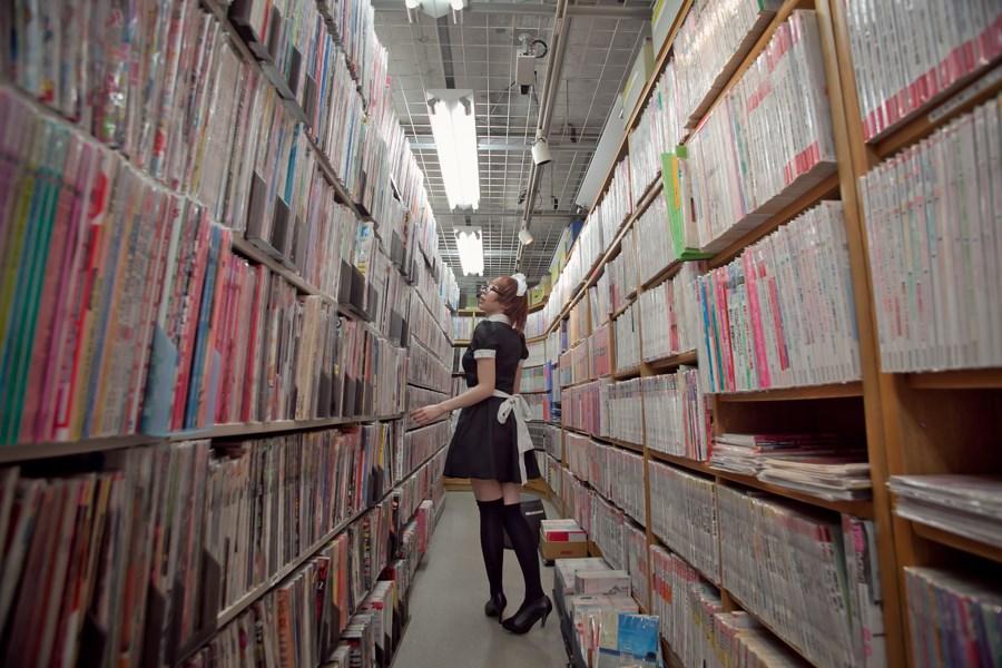 【兔玩映画】书店的女仆! 兔玩映画 第22张