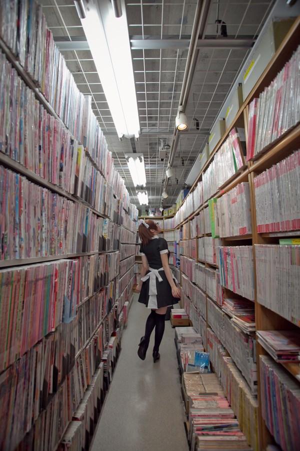 【兔玩映画】书店的女仆! 兔玩映画 第21张