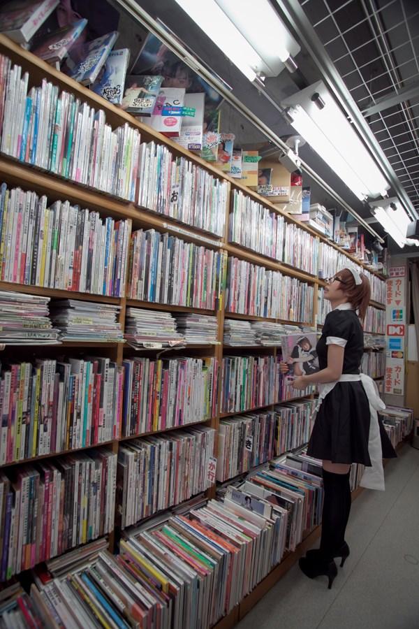 【兔玩映画】书店的女仆! 兔玩映画 第17张