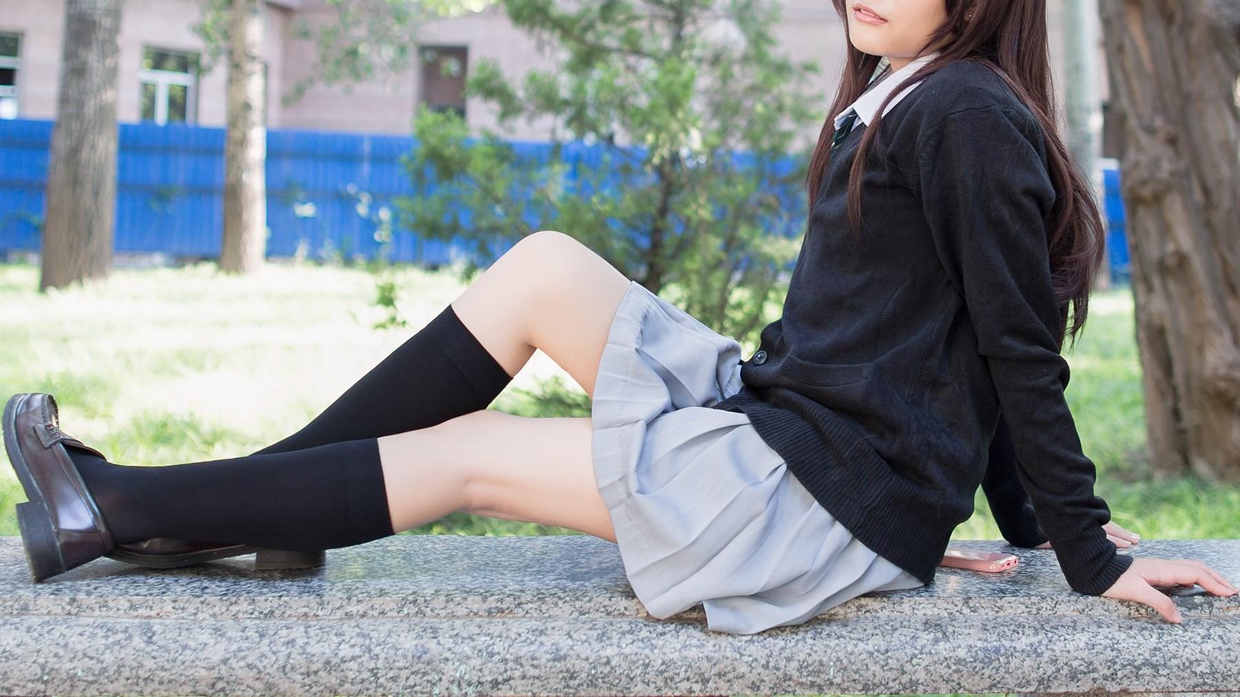 【兔玩映画】JK制服-涉谷凛 兔玩映画 第23张