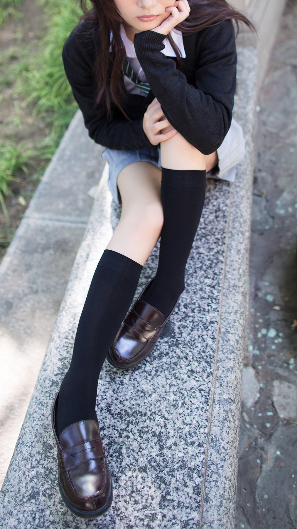 【兔玩映画】JK制服-涉谷凛 兔玩映画 第16张