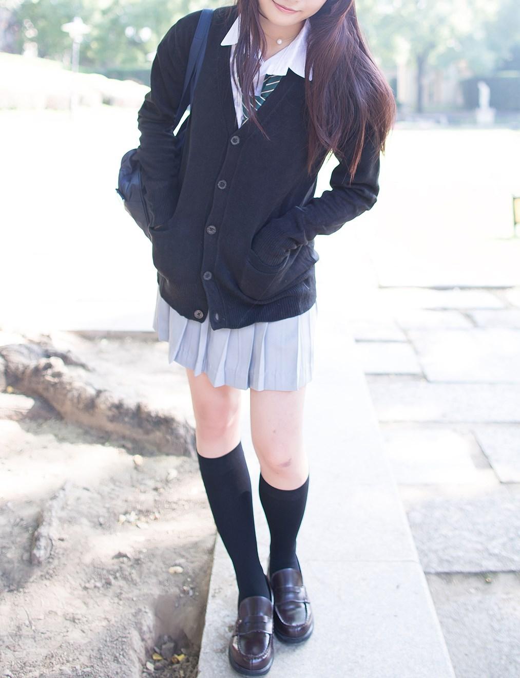 【兔玩映画】JK制服-涉谷凛 兔玩映画 第14张