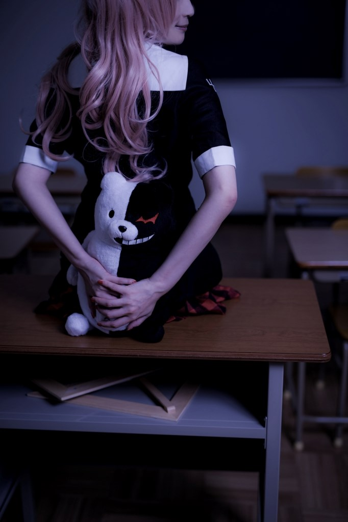 【兔玩映画】江之岛盾子 兔玩映画 第57张