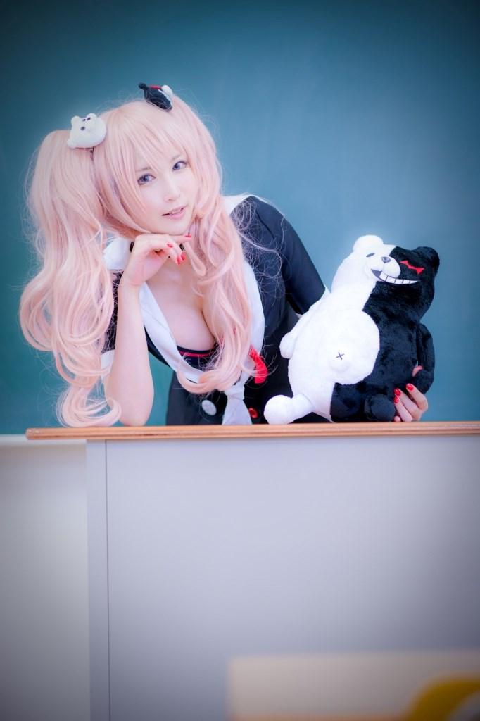 【兔玩映画】江之岛盾子 兔玩映画 第55张