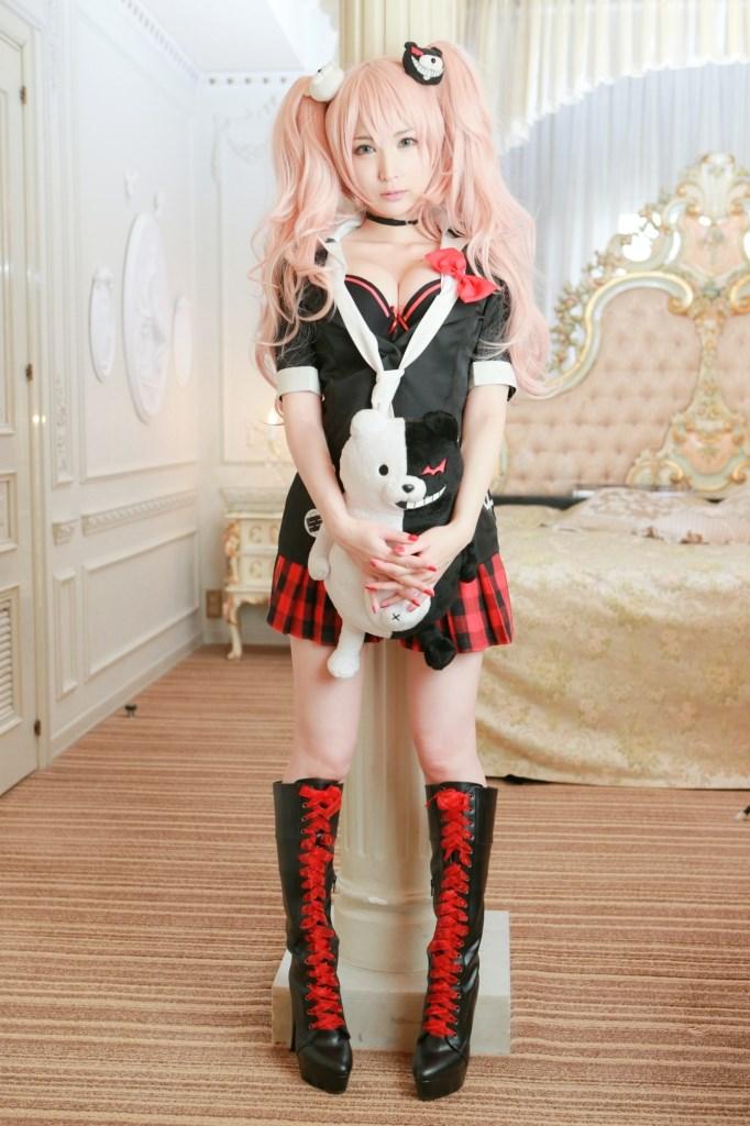【兔玩映画】江之岛盾子 兔玩映画 第22张