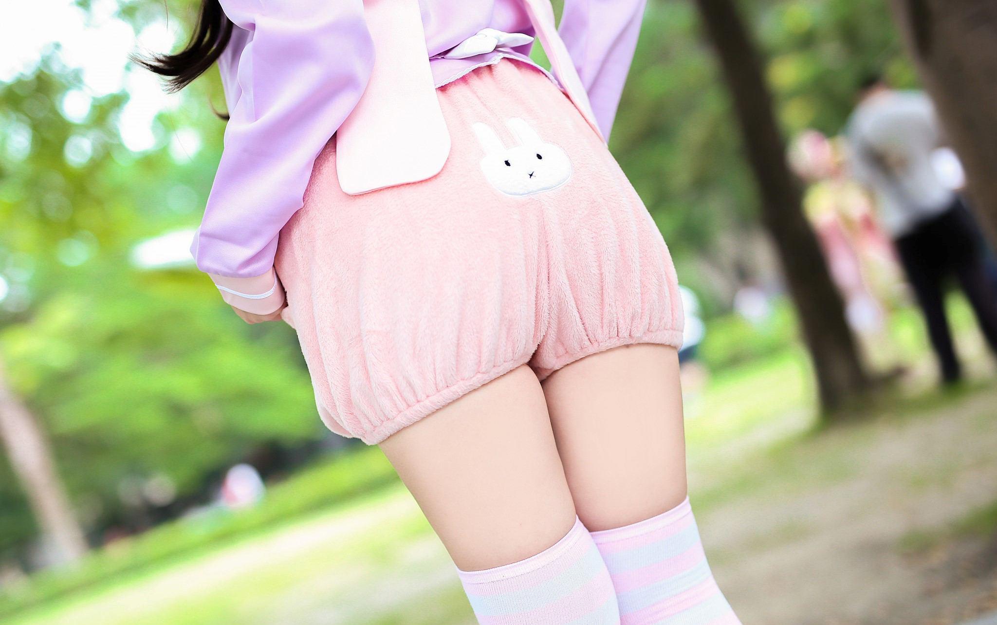 【兔玩映画】沉迷看腿,无法自拔 兔玩映画 第52张