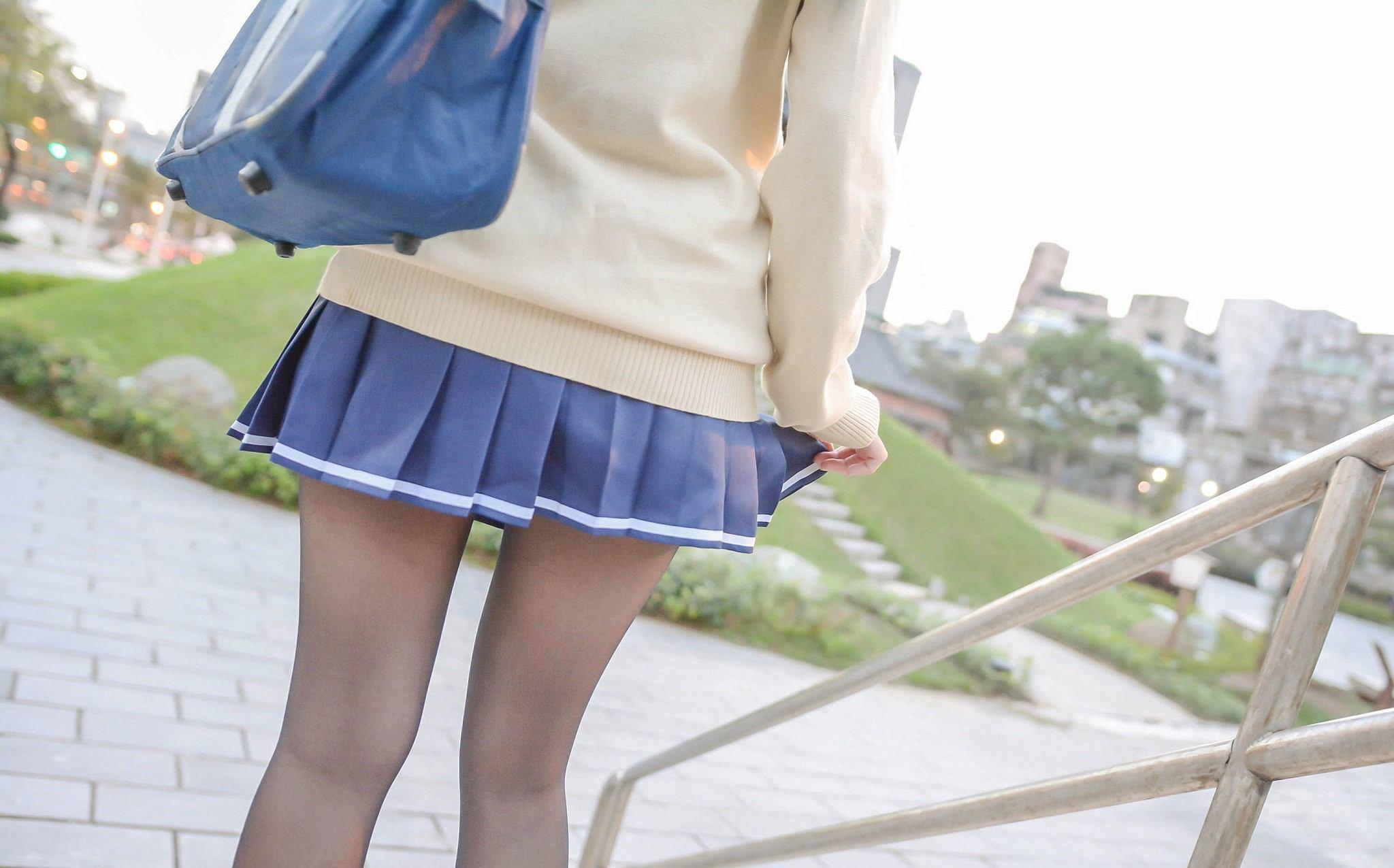 【兔玩映画】沉迷看腿,无法自拔 兔玩映画 第10张