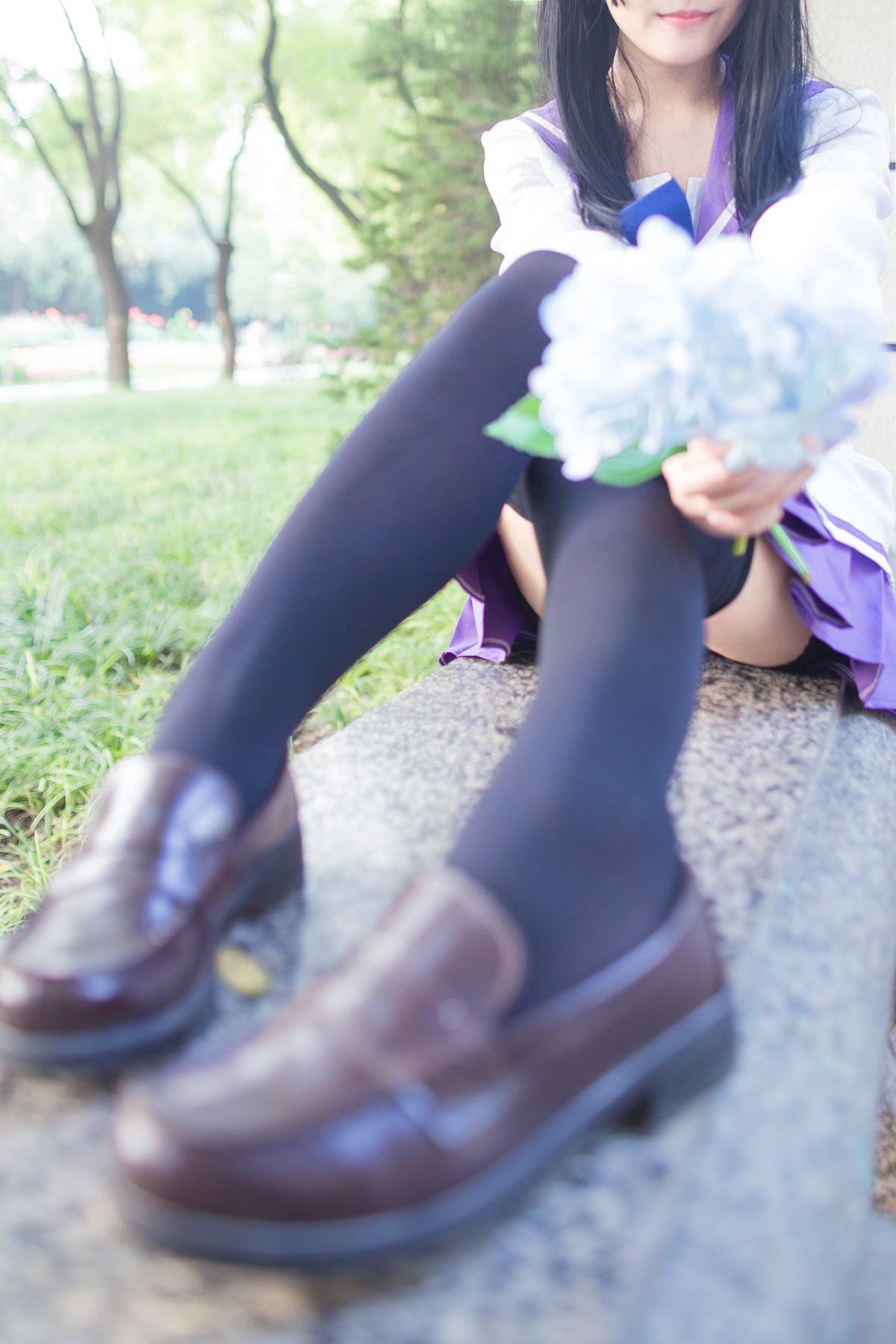 【兔玩映画】紫色水手服 兔玩映画 第40张