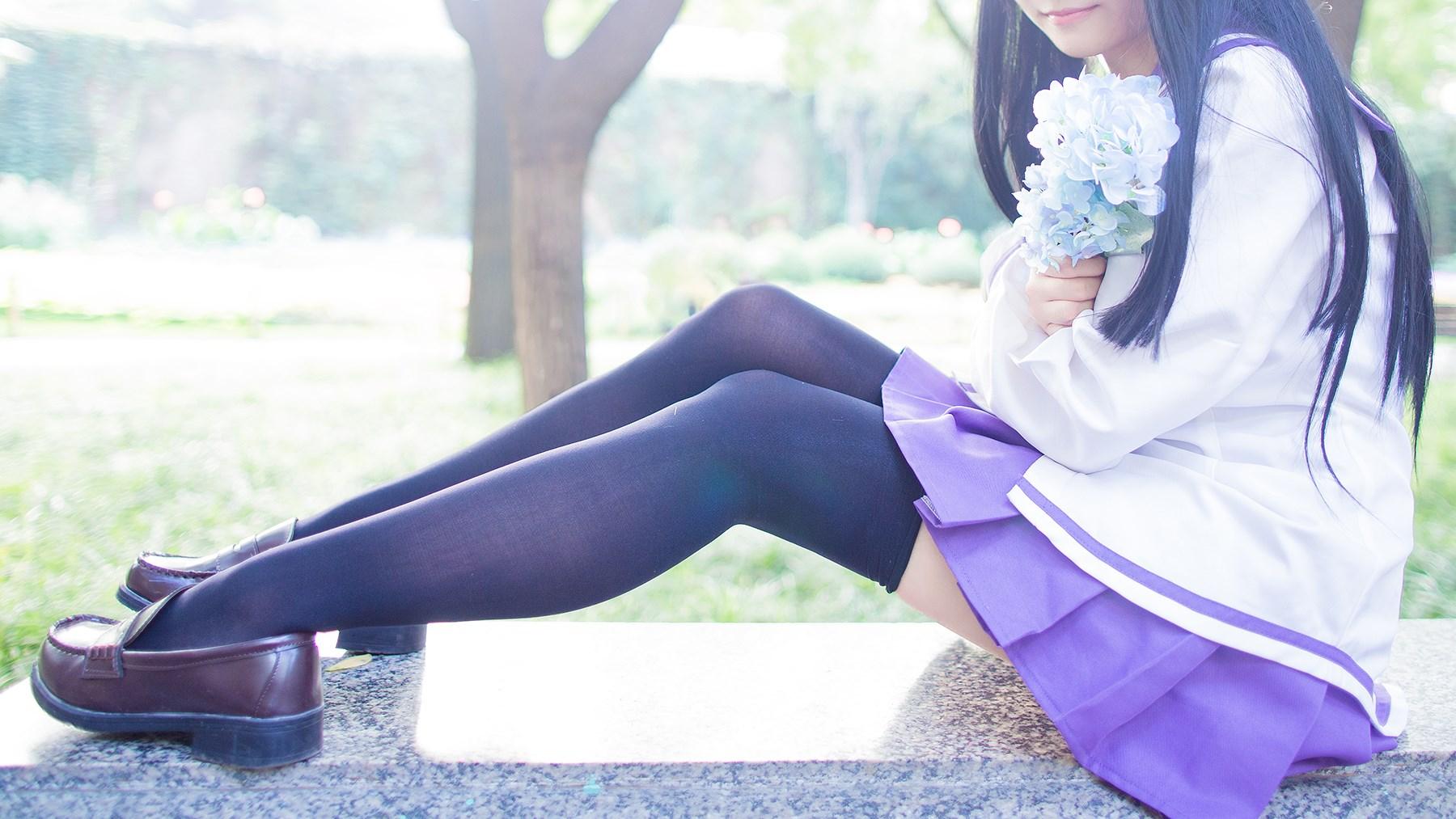 【兔玩映画】紫色水手服 兔玩映画 第37张