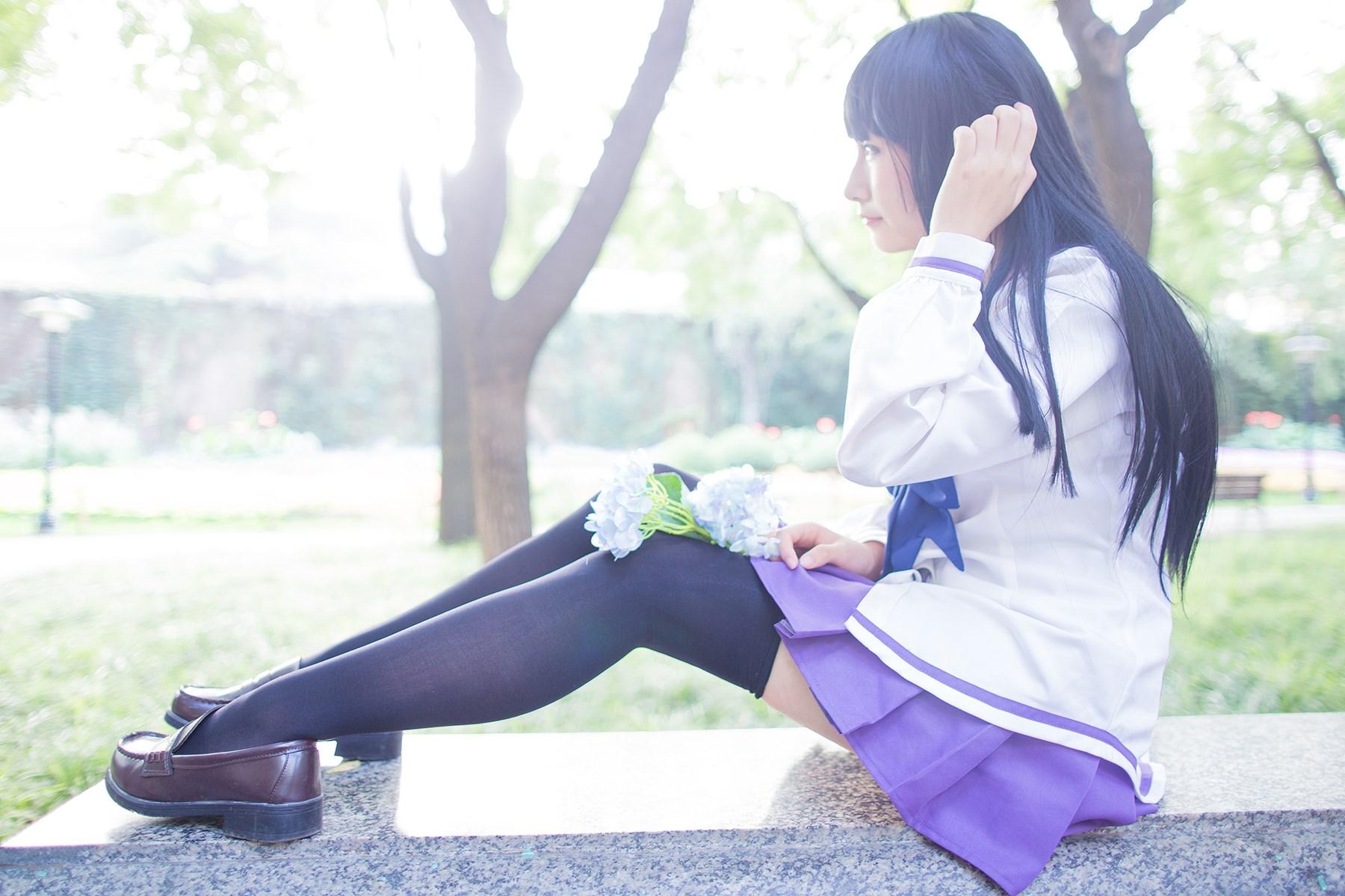 【兔玩映画】紫色水手服 兔玩映画 第36张