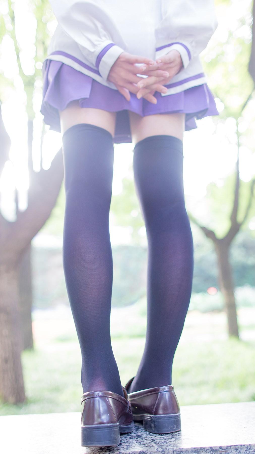 【兔玩映画】紫色水手服 兔玩映画 第31张