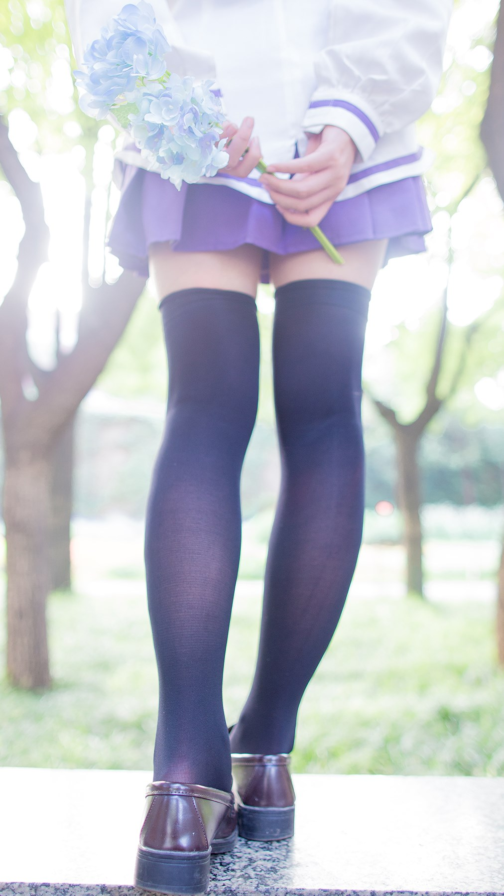 【兔玩映画】紫色水手服 兔玩映画 第29张