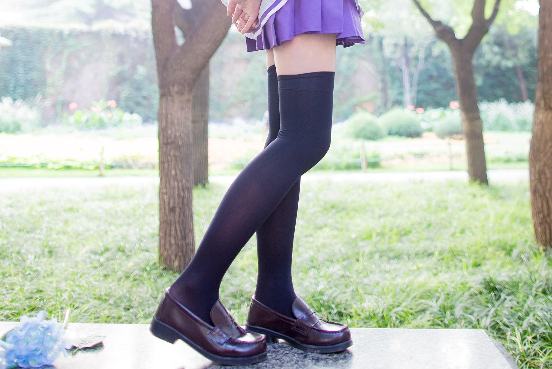 【兔玩映画】紫色水手服 兔玩映画 第19张
