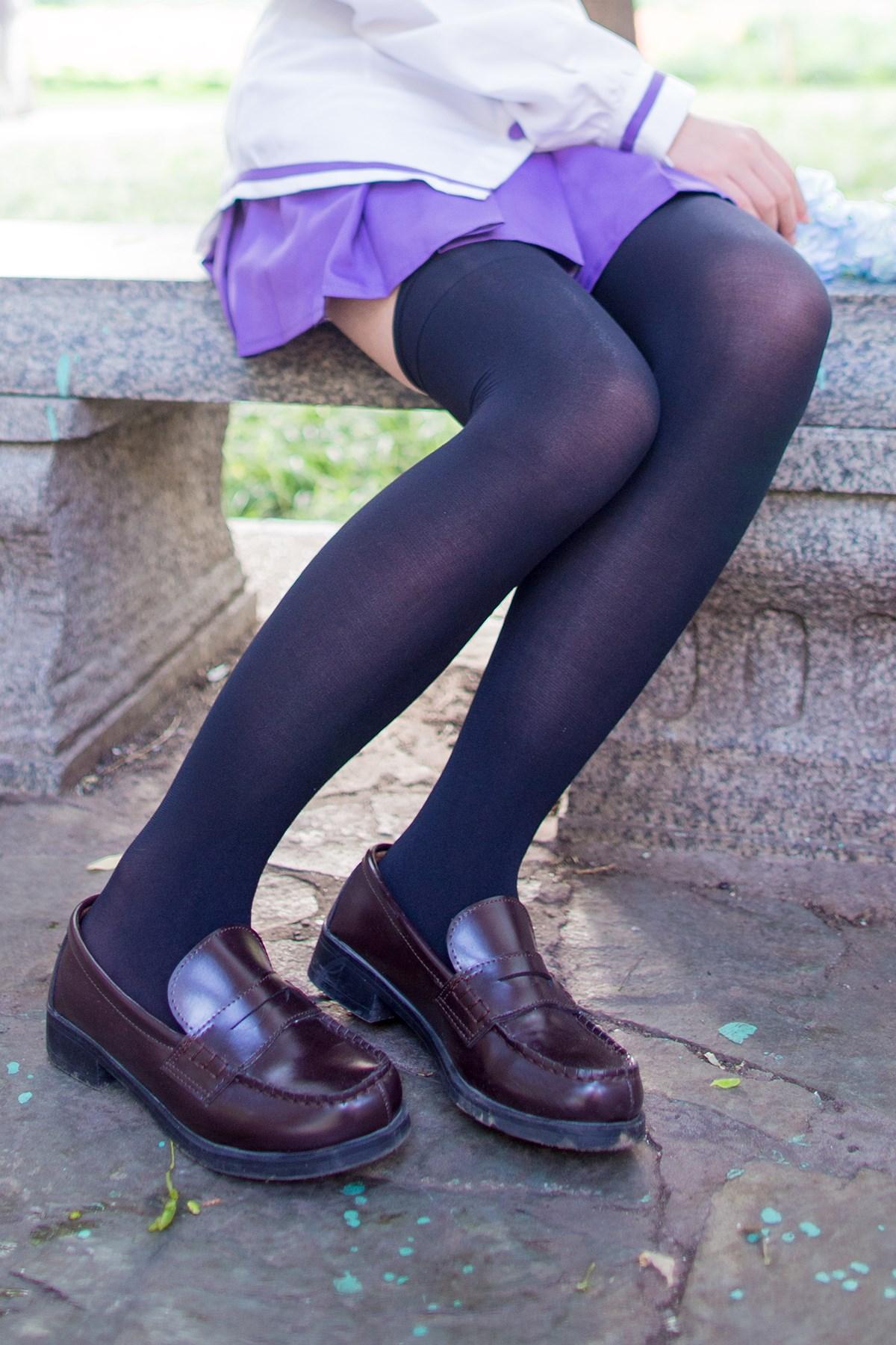 【兔玩映画】紫色水手服 兔玩映画 第15张