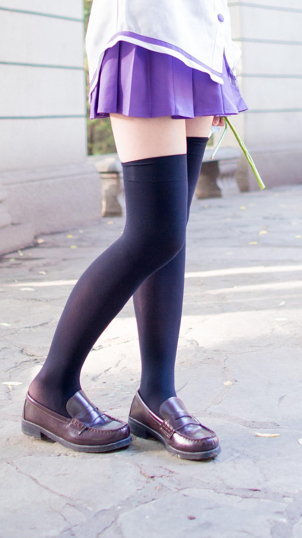 【兔玩映画】紫色水手服 兔玩映画 第11张