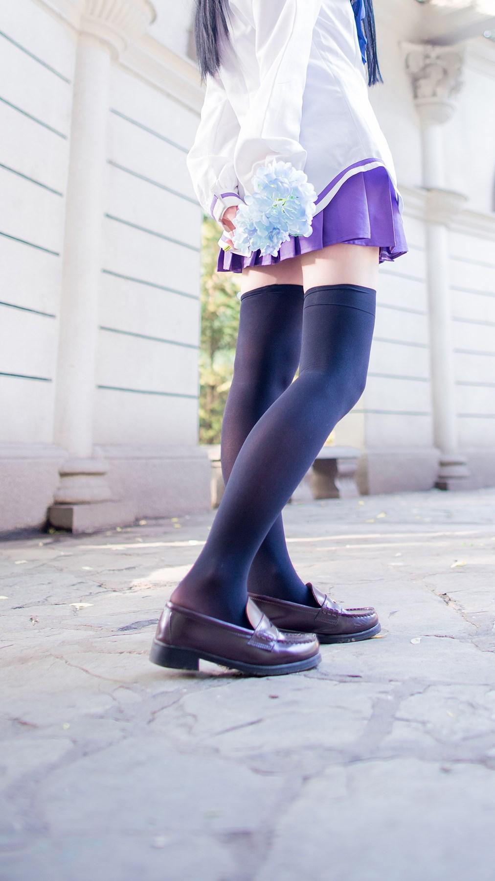 【兔玩映画】紫色水手服 兔玩映画 第9张