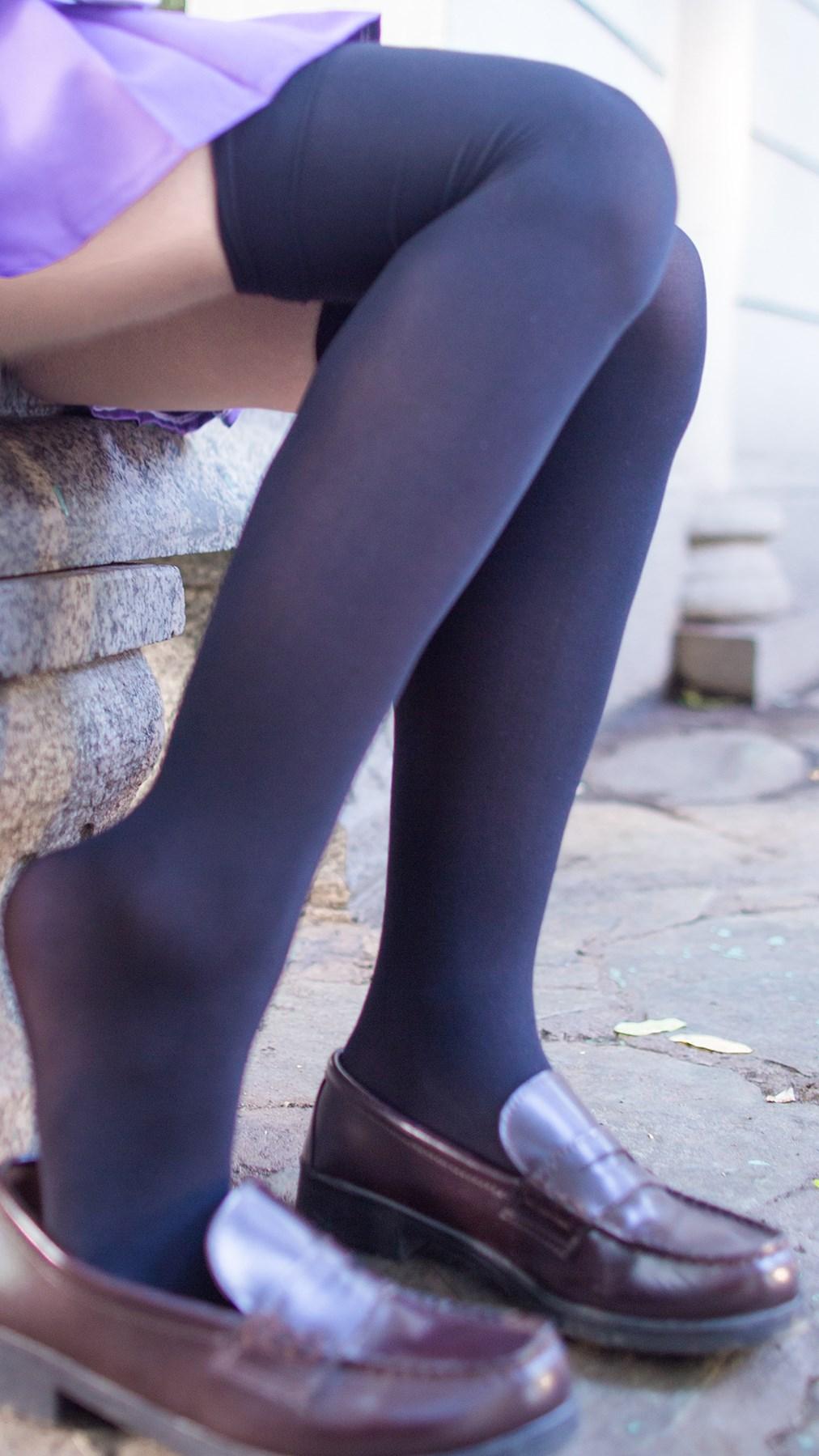 【兔玩映画】紫色水手服 兔玩映画 第4张