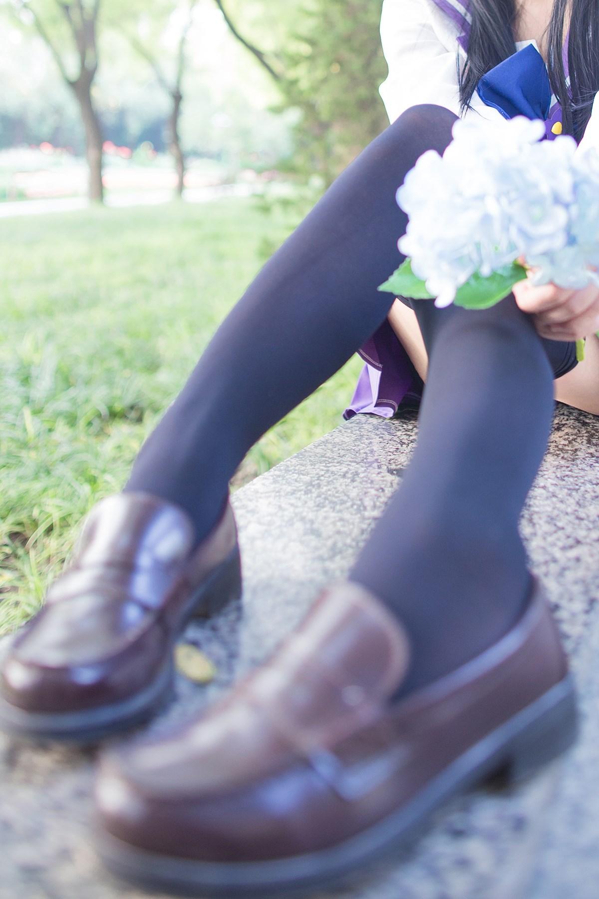 【兔玩映画】紫色水手服 兔玩映画 第3张