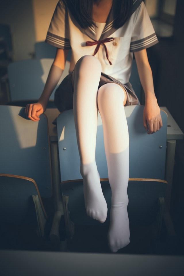 【兔玩映画】过膝袜 兔玩映画 第102张