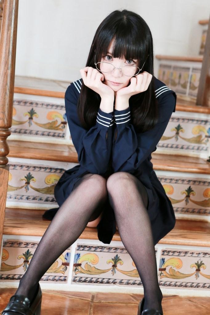 【兔玩映画】黑丝的学姐 兔玩映画 第68张