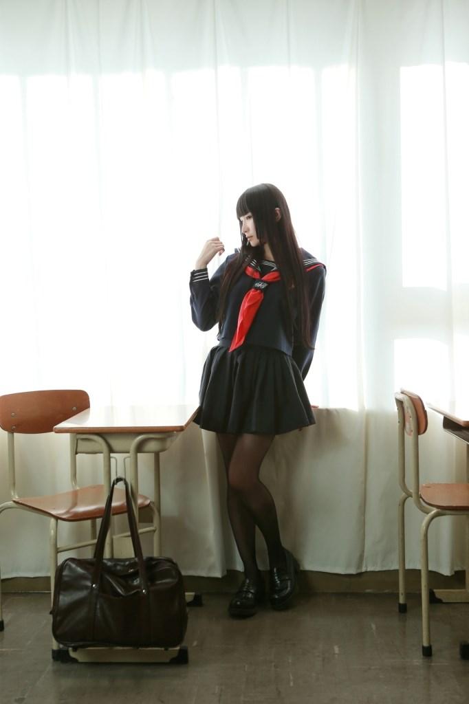 【兔玩映画】黑丝的学姐 兔玩映画 第25张
