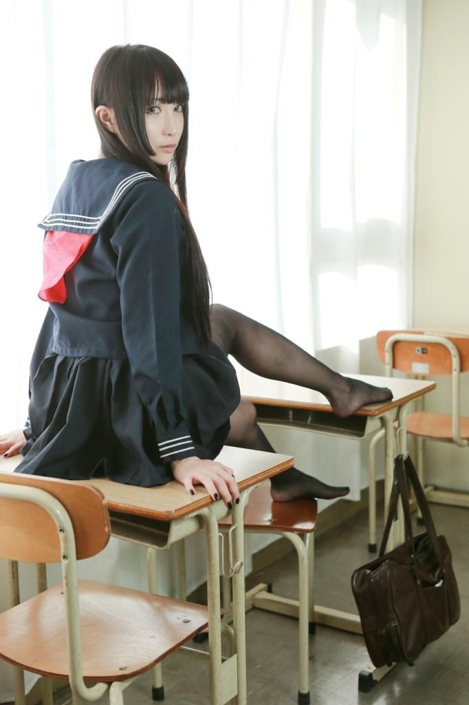 【兔玩映画】黑丝的学姐 兔玩映画 第23张