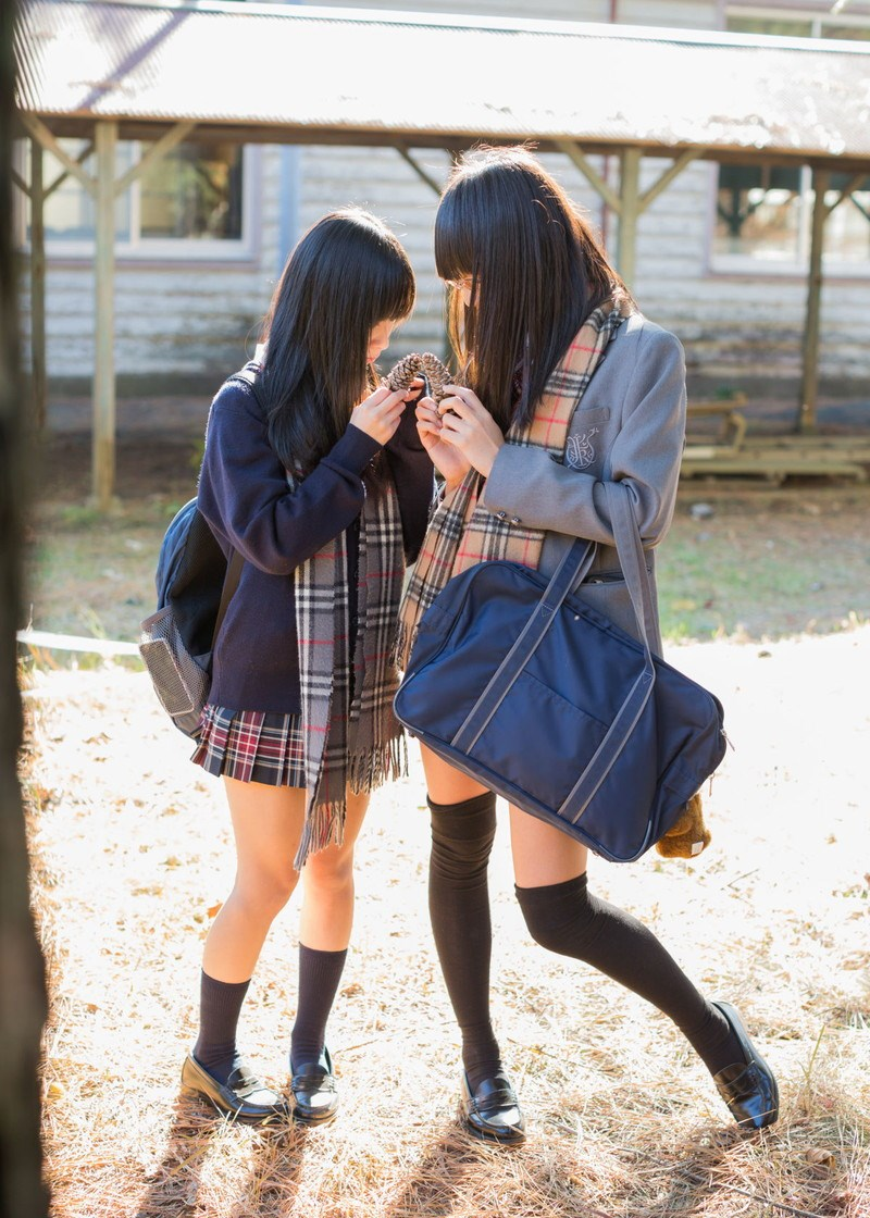 【兔玩映画】黑发少女 兔玩映画 第64张